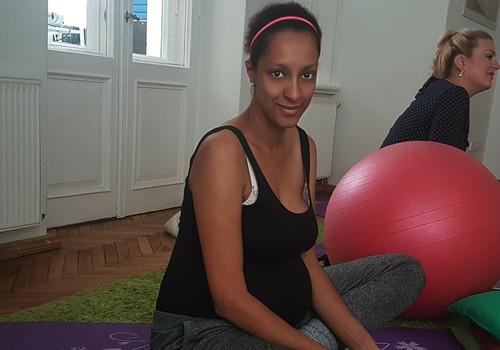 Три часа блаженства! Йога для беременных