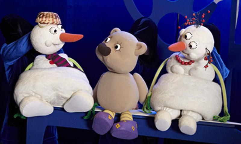 Рождественское время в Латвийском театре кукол!