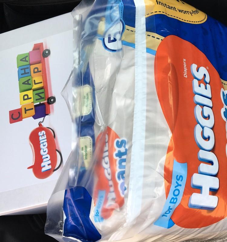 РЕКОМЕНДУЮ!!! Или открываем волшебную коробку от Страны-игр-Huggies