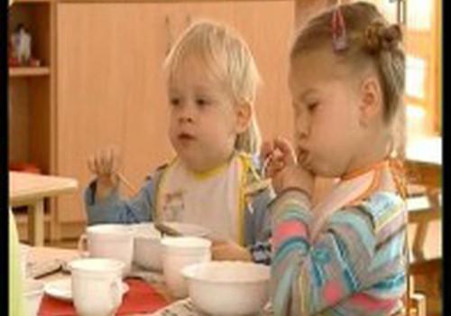 Все больше родителей не платят за обеды в детских садах