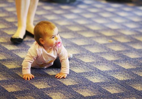 Разные виды передвижения, пока ребёнок учится ползать