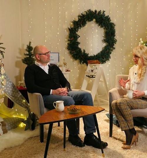 """Передача """"Мамин клуб"""" 22 декабря: семейные ценности, секреты красоты, рецепт вкуснейших домашних трюфелей!"""