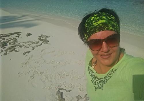 МК - 8 ЛЕТ: Привет с Мальдив!