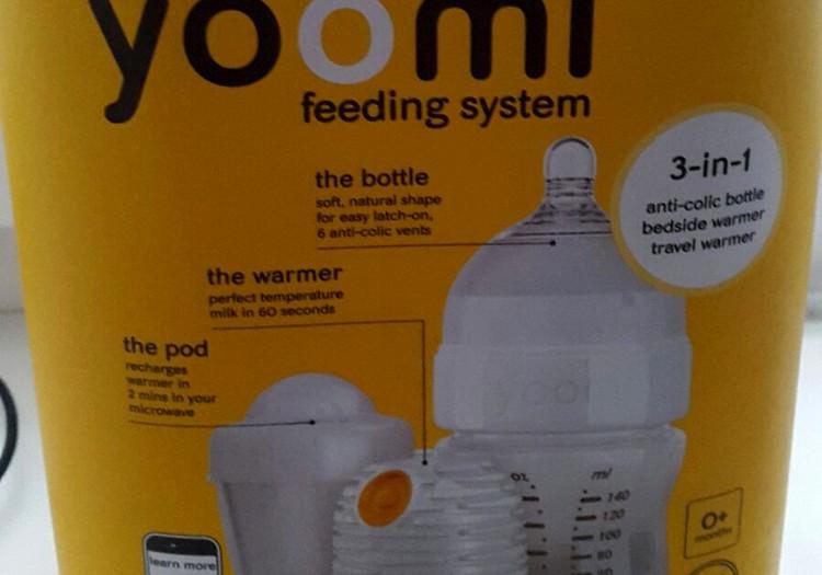 Yoоmi бутылочка VS бутылочки других фирм