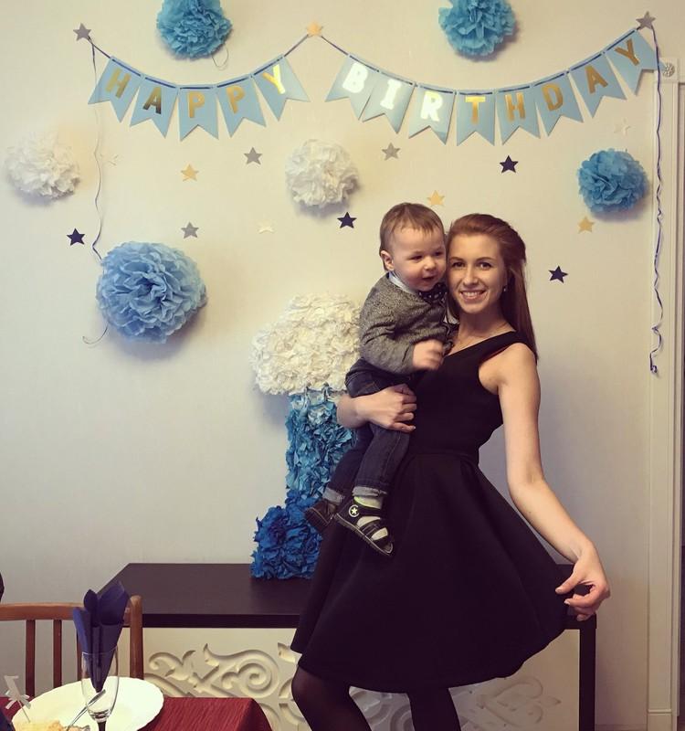 Блог Полины - так волнительно и прекрасно ... 1 год!