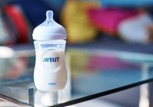 Тестирование июня: бутылочка Philips AVENT Natural