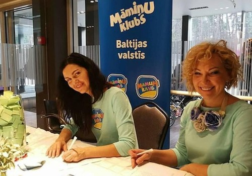 23 ноября Конгресс мамочек в третий раз приглашает молодые семьи и лучших специалистов Латвии!