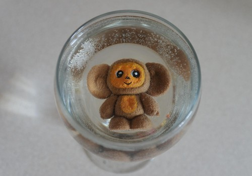 ДИСКУССИЯ: Игрушки, которые вырастают в воде