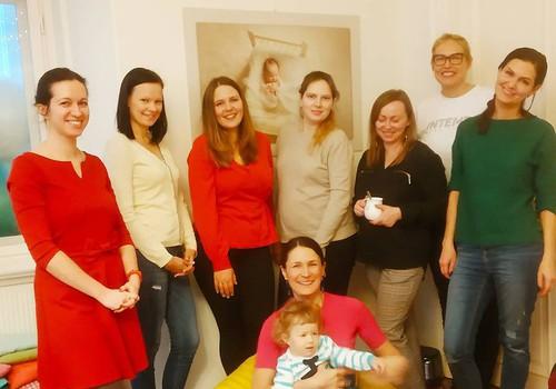 Встреча блогеров МК - тепло и душевно