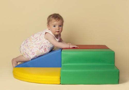 Преодоление препятствий способствует физическому развитию ребёнка