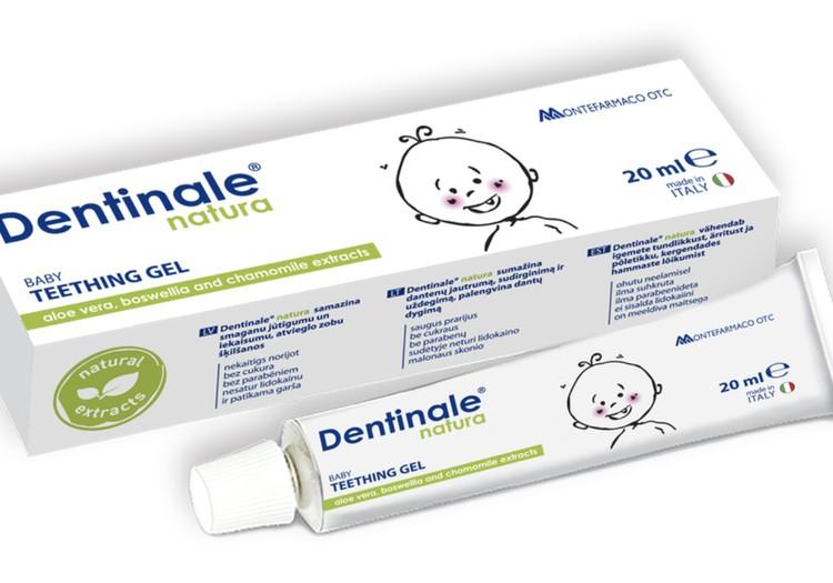 У малыша режутся зубки? Участвуйте в тестировании продукции Dentinale!