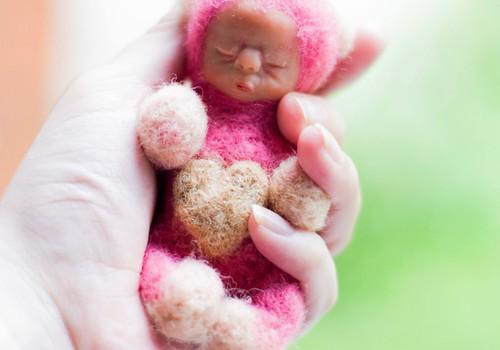 Живой малыш - губки трубочкой, для любви и нежности