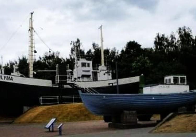Гостеприимная Литва: Морской музей на Куршской косе