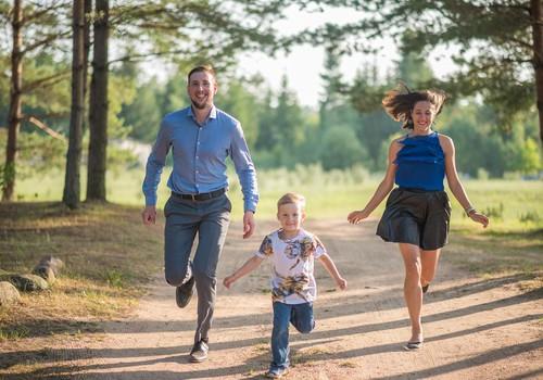 Родители в ответе за детство своих детей