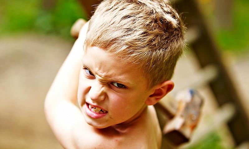7 недель в первом классе или рёбенок-агрессор