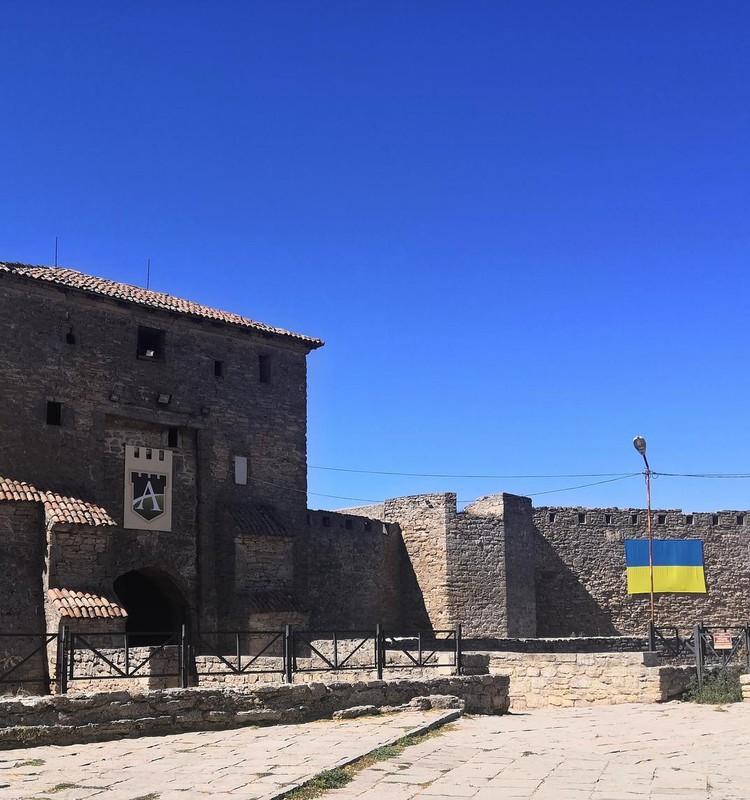 В погоне за летом: Аккерманская крепость и древнегреческое поселение Тира