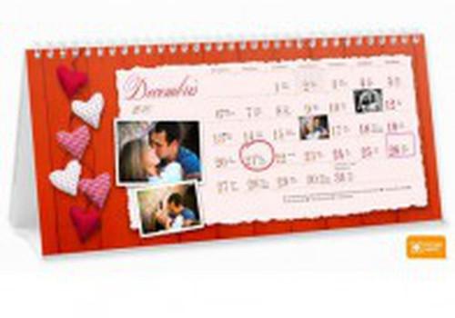 В этом году сама делаю календари на 2011 год