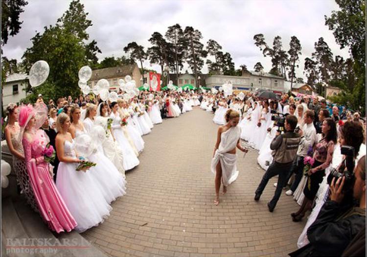 II-я часть видео Парада Невест готова!