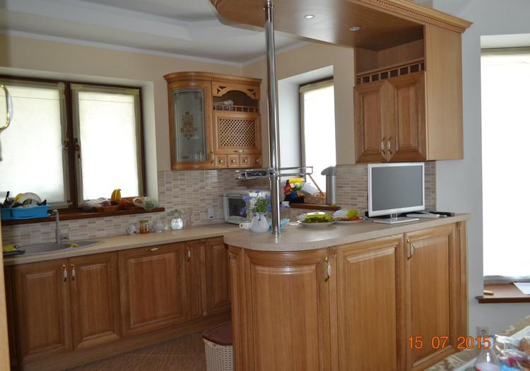 Стройка дома. Часть 9. Кухня и встроенные шкафы