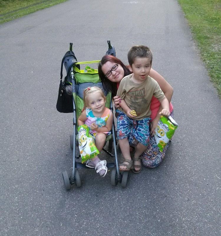 Блог Ани: Наши дети - это наша гордость, какими бы они не были