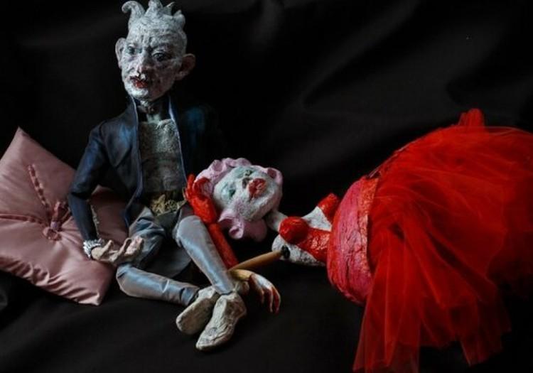 """А вы уже были на пикантном произведении """"Казанова"""" в Латвийском Кукольном театре?"""