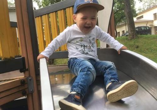 Маме четверых детей нужна помощь для лечения 2-летнего сына