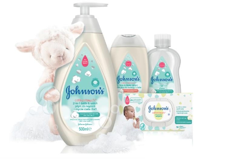 Мамин Клуб и новая детская косметика #Johnsons_Cottontouch приглашают на тестировать продукцию для новорождённых