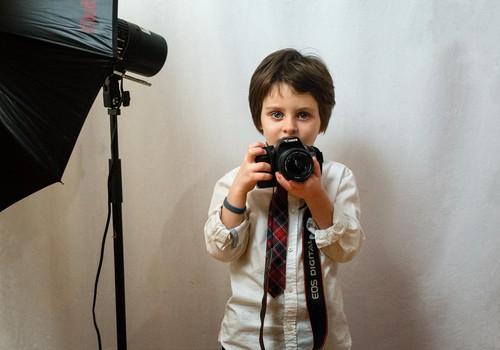 Тимофей: Фотография – это красиво!