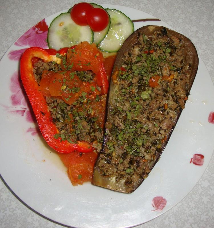 """Блюдо Армянской кухни """"Гарни-ярах"""""""
