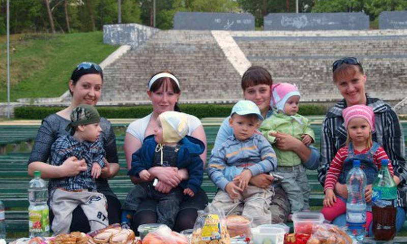 1 июня - праздничный пикник в Даугавпилсе!