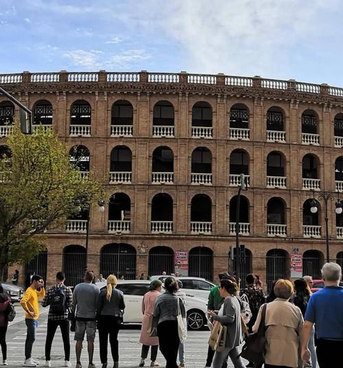 Солнечно-дождливая Испания. Приключения на машине: Валенсия