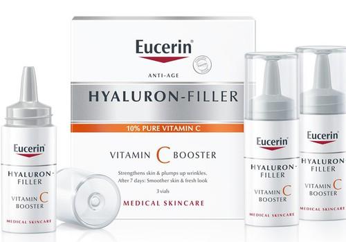 Приглашаем тестировать серум Eucerin Hyaluron - филер с витамином C!