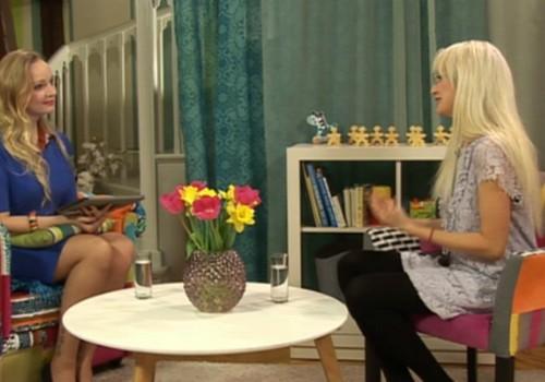 Хочешь знать больше о грудном вскармливании? В ONLINE-TV Māmiņu klubs Катрина Пуриня Либерти