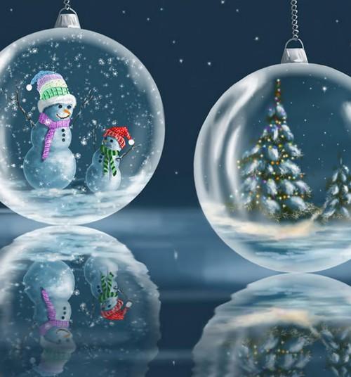 Клуб активных и креативных поздравляет всех с наступающим Новым годом!