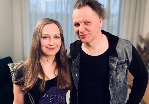 В Большом интервью 11 апреля - Юрис и Айя Каукулисы!