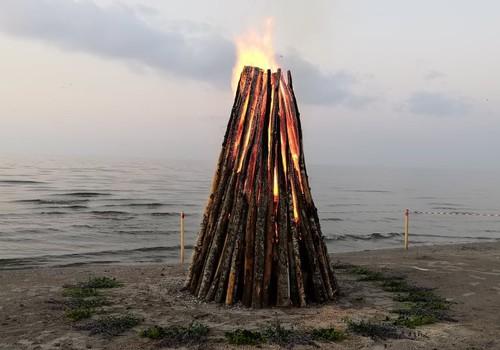 Лето, ах лето: по побережью Балтийского моря. Роя