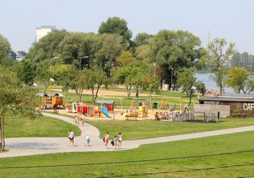 Пляжи Риги: где можно купаться?