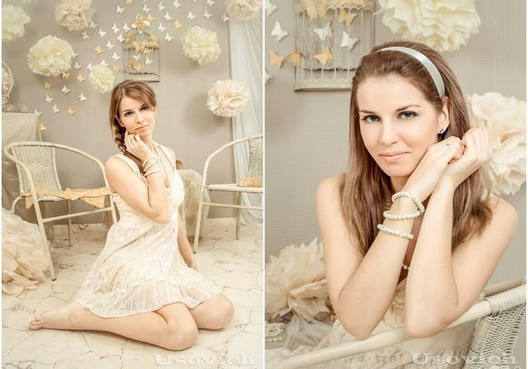 Кто получает фотосессию «Ванильные мечты» от Юлии Усович