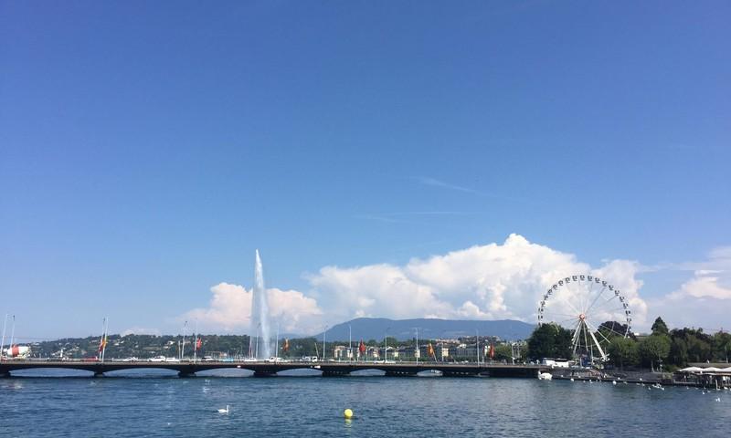 Женева (Швейцария) – столица мира без конфликтов