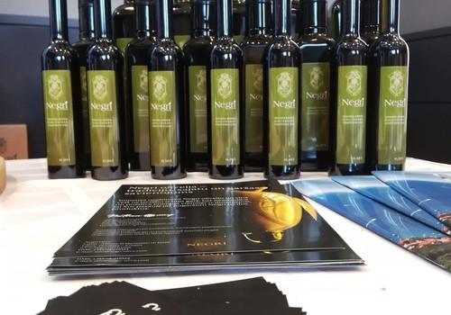 Приглашаем тестировать оливковое масло!