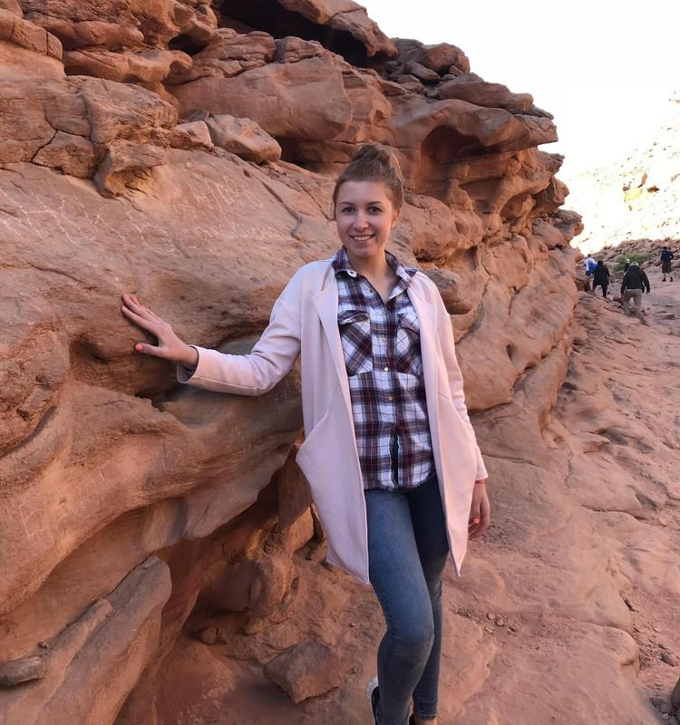 Отпуск в Египте
