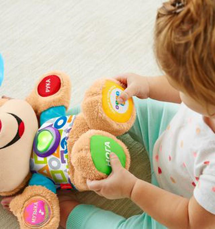 Игрушки, которые помогают узнавать мир и развивать способности