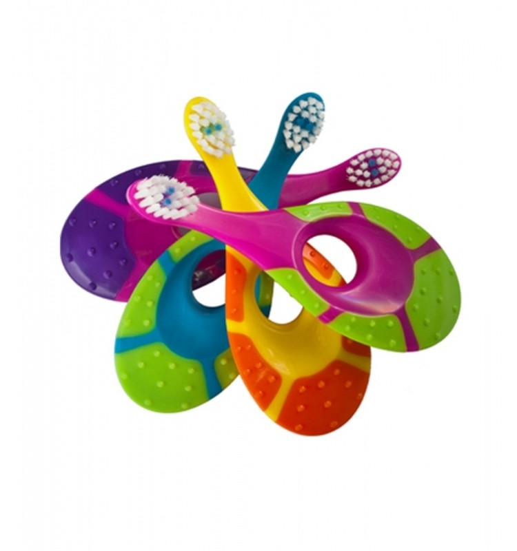 Креативно, практично, современно: Покажите зубную щётку вашего ребёнка!