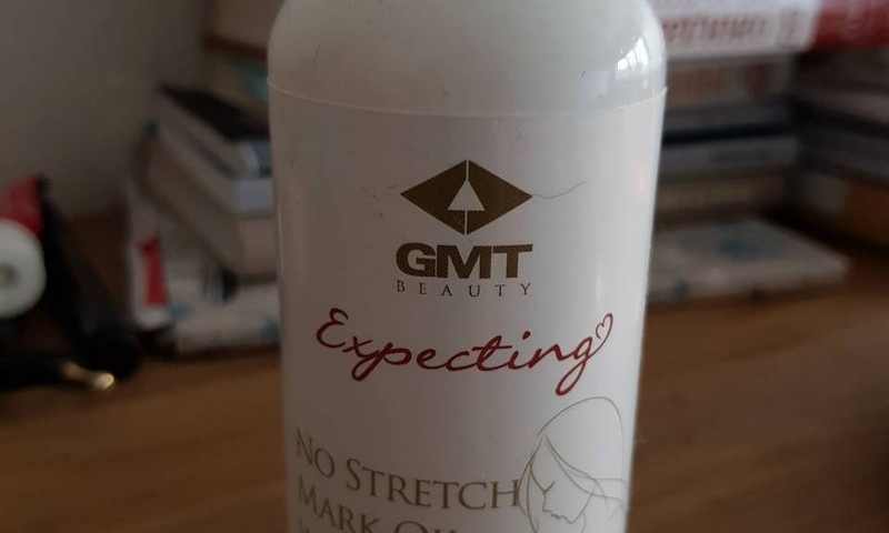 Масло от растяжек при беременности GMT Beauty Expecting No Stretch Mark Oil With Chia Oi