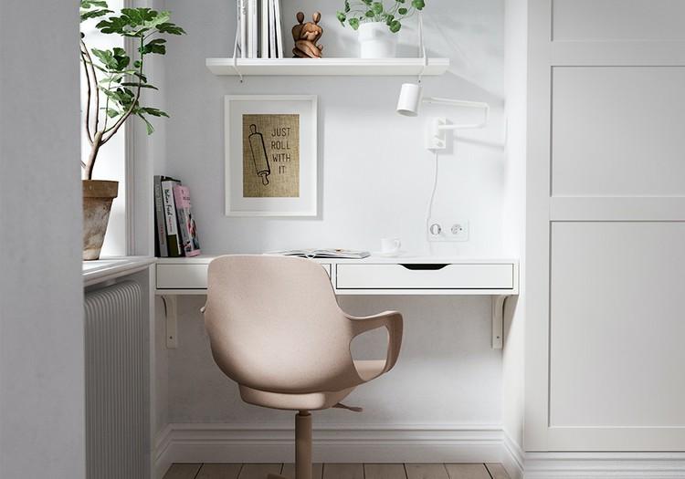 В доме школьник: пять идей для компактного рабочего места дома