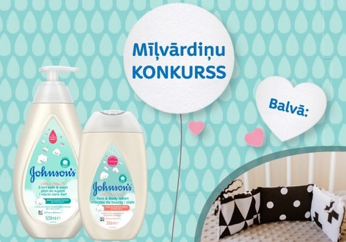 КОНКУРС: поделитесь, как вы называете своего кроху - и выиграйте подарок от Johnson's Baby CottonTouch иKidDo Toys!