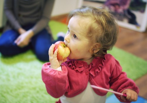 Сбалансированное питание – залог здоровья ребенка!