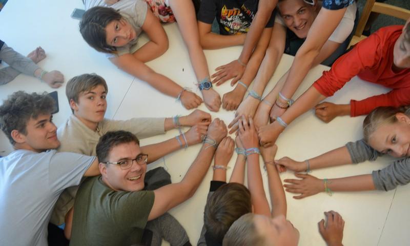 Летняя школа Лабораториум приглашает в виртуальный лагерь молодых учёных 12 - 17 лет!