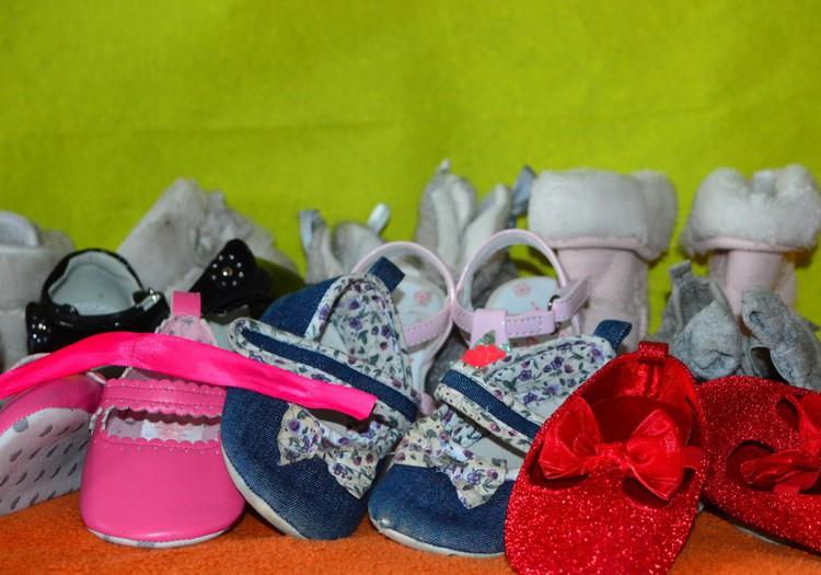 ОКСАНА: В поисках новых туфелек