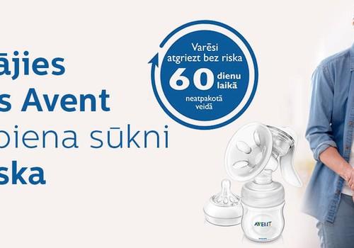 Выгодное предложение на молокоотсосы Philips Avent!